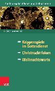 Cover-Bild zu Goldschmidt, Stephan: Dienst am Wort Sonderausgabe Advents- und Weihnachtszeit (eBook)