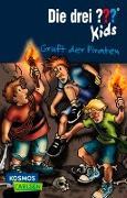 Cover-Bild zu Blanck, Ulf: Die drei ??? Kids 7: Gruft der Piraten