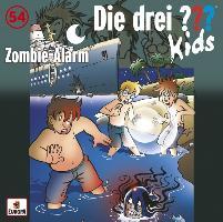 Cover-Bild zu Zombi-Alarm