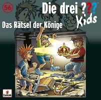 Cover-Bild zu Das Rätsel der Könige