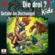 Cover-Bild zu Pfeiffer, Boris: Gefahr im Dschungel