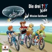 Cover-Bild zu Pfeiffer, Boris: Mission Goldhund