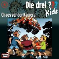 Cover-Bild zu Blanck, Ulf (Idee von): Chaos vor der Kamera
