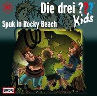 Cover-Bild zu Blanck, Ulf (Idee von): Spuk in Rocky Beach