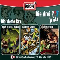 Cover-Bild zu Die drei ??? Kids 3er Box 04. Folge 10-12