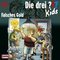 Cover-Bild zu Pfeiffer, Boris (Erz.): Falsches Gold