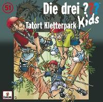 Cover-Bild zu Blanck, Ulf: Tatort Kletterpark