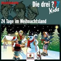Cover-Bild zu 24 Tage im Weihnachtsland