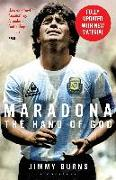 Cover-Bild zu Burns, Jimmy: Maradona