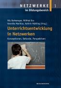 Cover-Bild zu Berkemeyer, Nils (Hrsg.): Unterrichtsentwicklung in Netzwerken