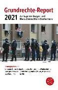 Cover-Bild zu Derin, Benjamin (Hrsg.): Grundrechte-Report 2021 (eBook)
