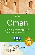 Cover-Bild zu Heck, Gerhard: DuMont Reise-Handbuch Reiseführer Oman. 1:1'000'000