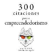 Cover-Bild zu Bonaparte, Napoléon: 300 citações para empreendedorismo (Audio Download)