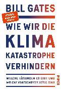 Cover-Bild zu Gates, Bill: Wie wir die Klimakatastrophe verhindern