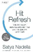 Cover-Bild zu Nadella, Satya: Hit Refresh (eBook)