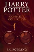Cover-Bild zu Rowling, J. K.: Harry Potter: The Complete Collection (1-7) (eBook)