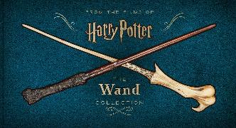 Cover-Bild zu Monique Peterson: Harry Potter: The Wand Collection [Softcover]