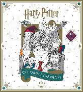 Cover-Bild zu Insight Editions: Harry Potter: Coloring Wizardry