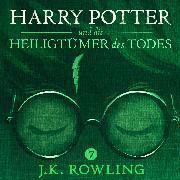 Cover-Bild zu Rowling, J.K.: Harry Potter und die Heiligtümer des Todes (Audio Download)