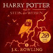 Cover-Bild zu Rowling, J.K.: Harry Potter und der Stein der Weisen (Audio Download)