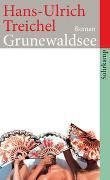 Cover-Bild zu Treichel, Hans-Ulrich: Grunewaldsee