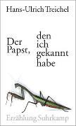Cover-Bild zu Treichel, Hans-Ulrich: Der Papst, den ich gekannt habe