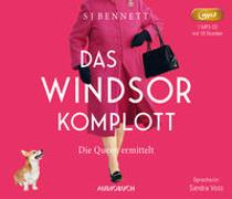 Cover-Bild zu Bennett, S J: Das Windsor-Komplott