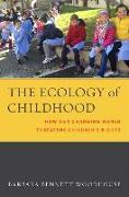 Cover-Bild zu Woodhouse, Barbara Bennett: The Ecology of Childhood (eBook)