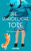 Cover-Bild zu Bennett, S J: Die unhöfliche Tote (eBook)