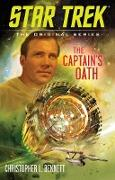 Cover-Bild zu Bennett, Christopher L.: The Captain's Oath (eBook)