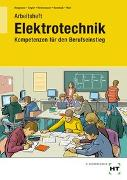 Cover-Bild zu Bergmann, Britta: Arbeitsheft Elektrotechnik
