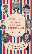 Cover-Bild zu Gerste, Ronald D.: Trinker, Cowboys, Sonderlinge
