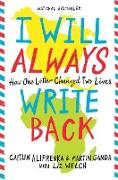 Cover-Bild zu Ganda, Martin: I Will Always Write Back (eBook)