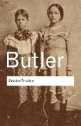 Cover-Bild zu Butler, Judith: Gender Trouble
