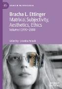 Cover-Bild zu Ettinger, Bracha L.: Matrixial Subjectivity, Aesthetics, Ethics