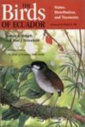 Cover-Bild zu Ridgely, Robert S.: The Birds of Ecuador.Status, Distribution, and Taxonomy