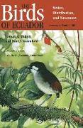 Cover-Bild zu Ridgely, Robert S.: The Birds of Ecuador.Field Guide