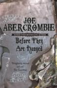 Cover-Bild zu Abercrombie, Joe: Before They Are Hanged (eBook)