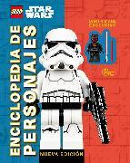 Cover-Bild zu Dowsett, Elizabeth: LEGO Star Wars. Enciclopedia de personajes actualizada