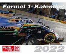 Cover-Bild zu Formel 1-Kalender 2022