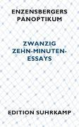 Cover-Bild zu Enzensberger, Hans Magnus: Enzensbergers Panoptikum