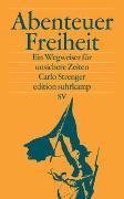 Cover-Bild zu Strenger, Carlo: Abenteuer Freiheit