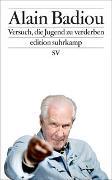 Cover-Bild zu Badiou, Alain: Versuch, die Jugend zu verderben
