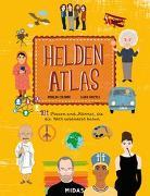 Cover-Bild zu Colombo, Miralda: Helden-Atlas