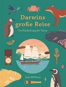Cover-Bild zu Williams, Jake: Darwins große Reise