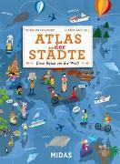 Cover-Bild zu Colombo, Miralda: Atlas der Städte