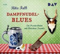 Cover-Bild zu Falk, Rita: Dampfnudelblues