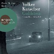 Cover-Bild zu Kutscher, Volker: Goldstein (Autorisierte Lesefassung) (Audio Download)
