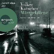 Cover-Bild zu Kutscher, Volker: Märzgefallene (Audio Download)