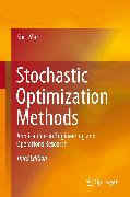 Cover-Bild zu Marti, Kurt: Stochastic Optimization Methods (eBook)